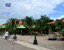 Belize Village